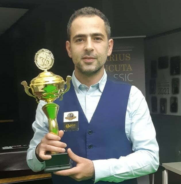 Century Snooker Open - Campionatul național RST 2021